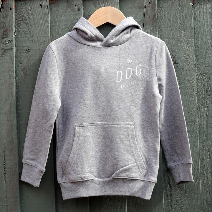 Trail Hoody Grey
